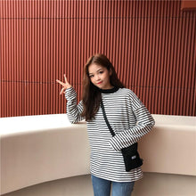 Load image into Gallery viewer, Retro Striped Long Sleeve Shirt