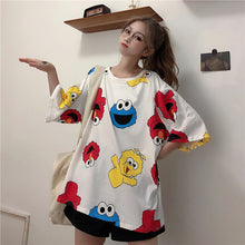 Load image into Gallery viewer, Cartoon Sesame Street Shirt