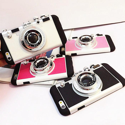 3D Camera Case For iPhone