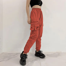 Load image into Gallery viewer, Casual Elastic Waist Jogger Sweatpants