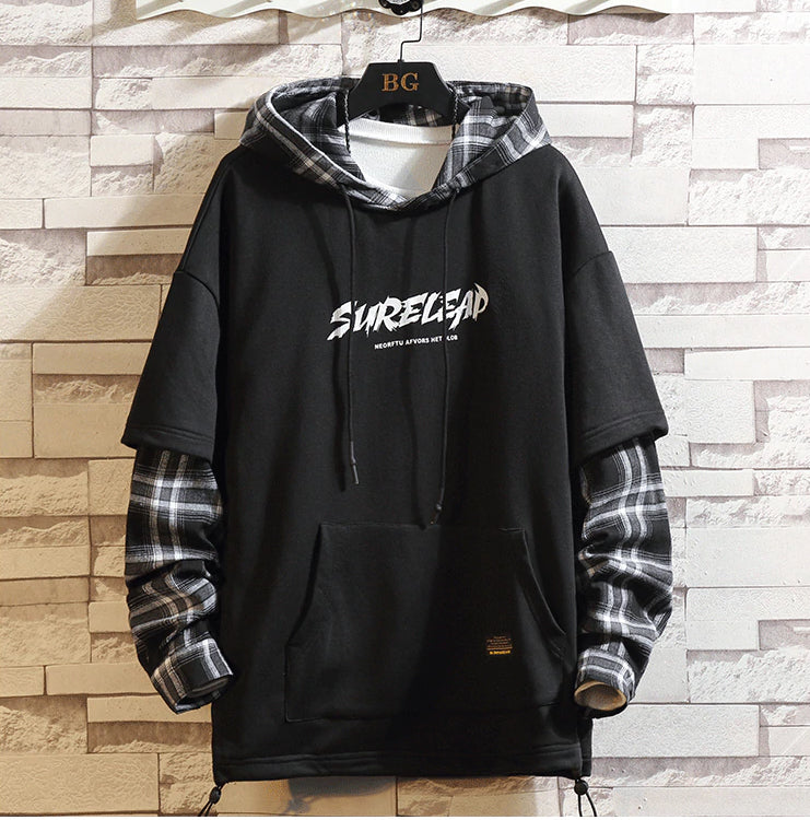 Men's Sweatshirts Hiphop Punk Hoodies