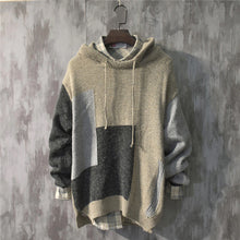 Load image into Gallery viewer, Hoodies Sweatshirts Knitted
