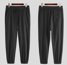 Load image into Gallery viewer, Men's Streetwear Casual Jogging Pants Harem Pants