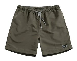 Men's Casual Shorts With Elastic Waist