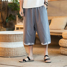 Load image into Gallery viewer, Chinese Fish Loose Wide Leg Men Pants