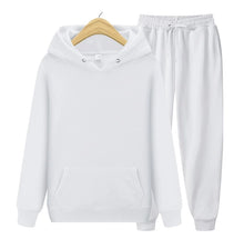 Load image into Gallery viewer, Men's Set Hoodies + Sweatshirt Pants Sweatpants Fashion Slim Fit