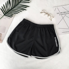 Load image into Gallery viewer, Gym Shark Letter Embroidered Short Pants