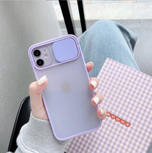Load image into Gallery viewer, Camera Lens Protection Phone Case For iPhone