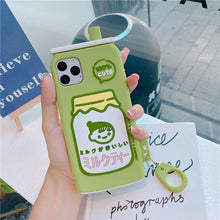 Load image into Gallery viewer, 3D Milk Tea Cup Case For iPhone