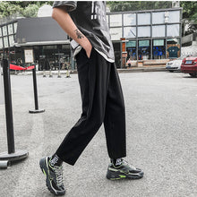 Load image into Gallery viewer, Elastic Waist Casual Ankle Sweatpants