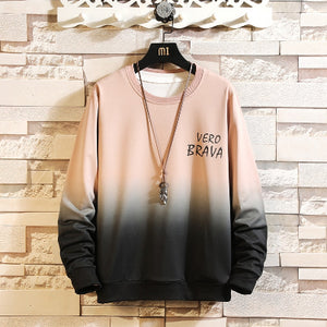 Classic Style O Neck Long Sleeve