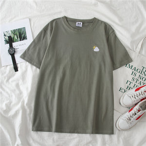 Weather Pocket Embroidery Shirt
