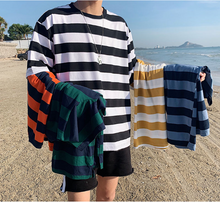Load image into Gallery viewer, Vintage Casual Striped Shirt