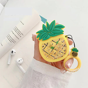 Fruit Cartoon Airpods Case