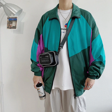 Load image into Gallery viewer, Hit Colour Casual Bomber Jacket