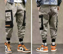 Load image into Gallery viewer, Multi Pockets Cargo Pants