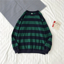 Load image into Gallery viewer, Long Sleeve Striped Sweater