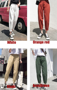 Some Colors Casual Denim Jeans Pants