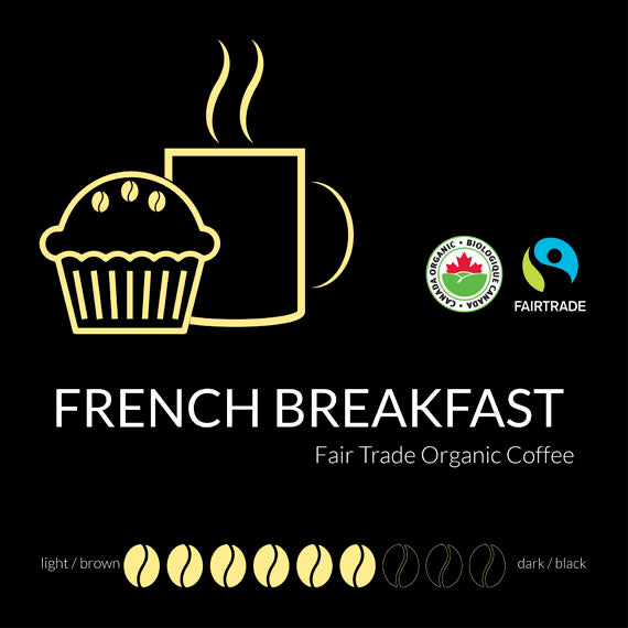 French Breakfast Certified Fairtrade Organic