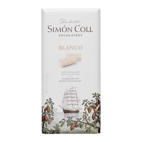 Bianco (White Chocolate) 85g