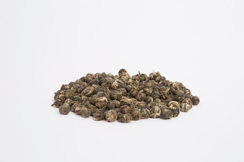 China Jasmine Dragon Phoenix Pearl Green Tea