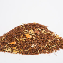 Thé rouge Rooibos orange douce