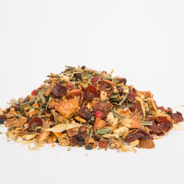 Ginger Lime Herbal Tea