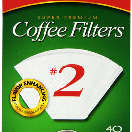 Melitta Paper Cone Filters (Taxes Included)