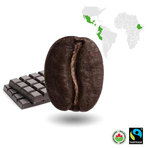 French Continental Certified Fairtrade Organic