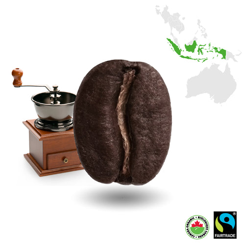 Sumatra Dark Certified Fairtrade Organic