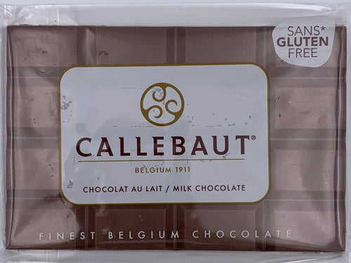 Callebaut Milk Chocolate 200g