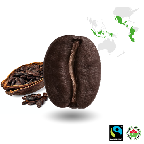 Espresso Dark Certified Fairtrade Organic