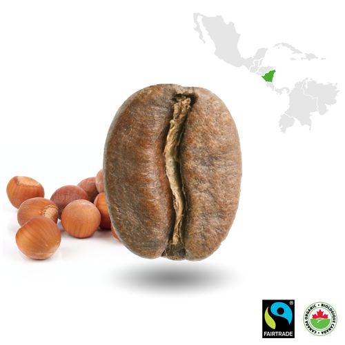 Nicaraguan Light Certified Fairtrade Organic
