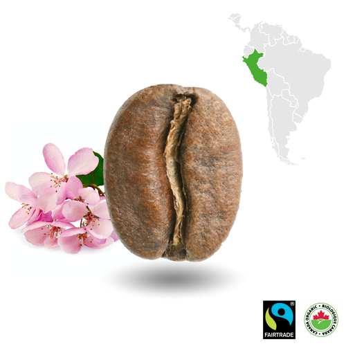 Peru Light Certified Fairtrade Organic
