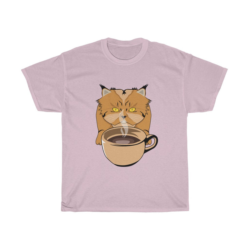 Unisex Heavy Cotton Tee-T-Shirt-Unique Clothing Design