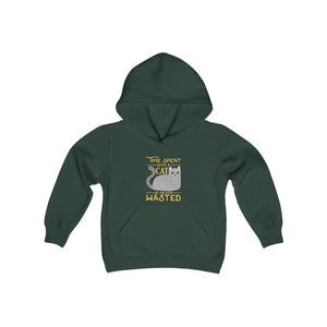 Youth Heavy Blend Hooded Sweatshirt