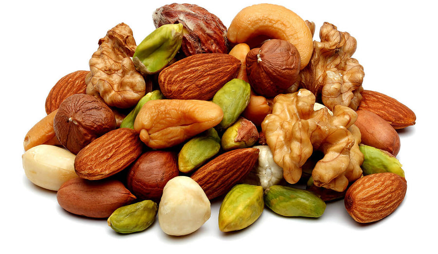 MIX FRUTOS Y NUECES