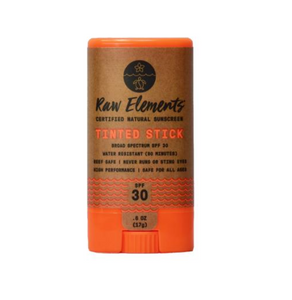 Raw Elements Tinted Eco Face Stick 30+