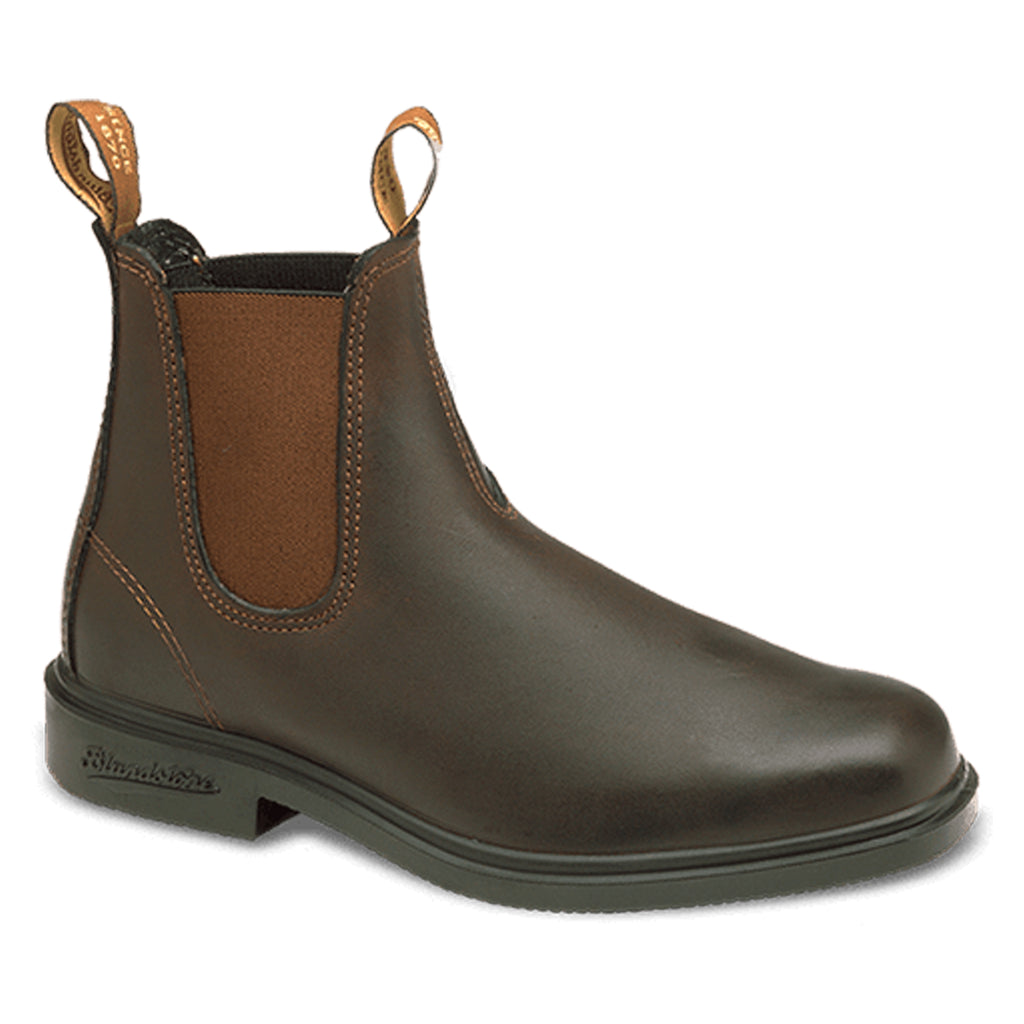 500 Stout Brown Chelsea Boot