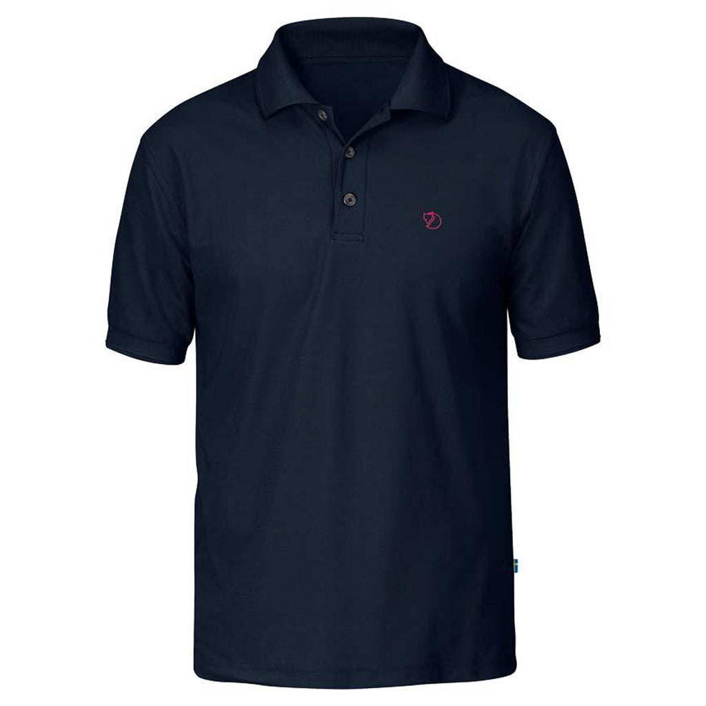 Crowley Pique Cotton Polo