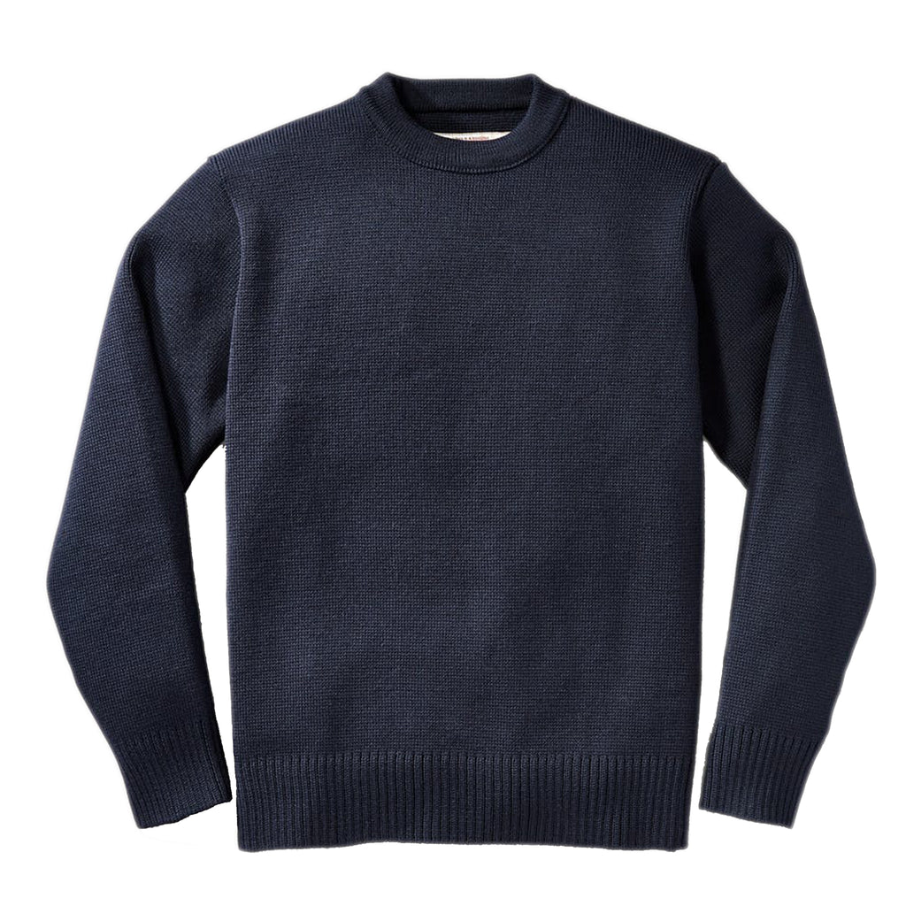 Crewneck Guide Sweater