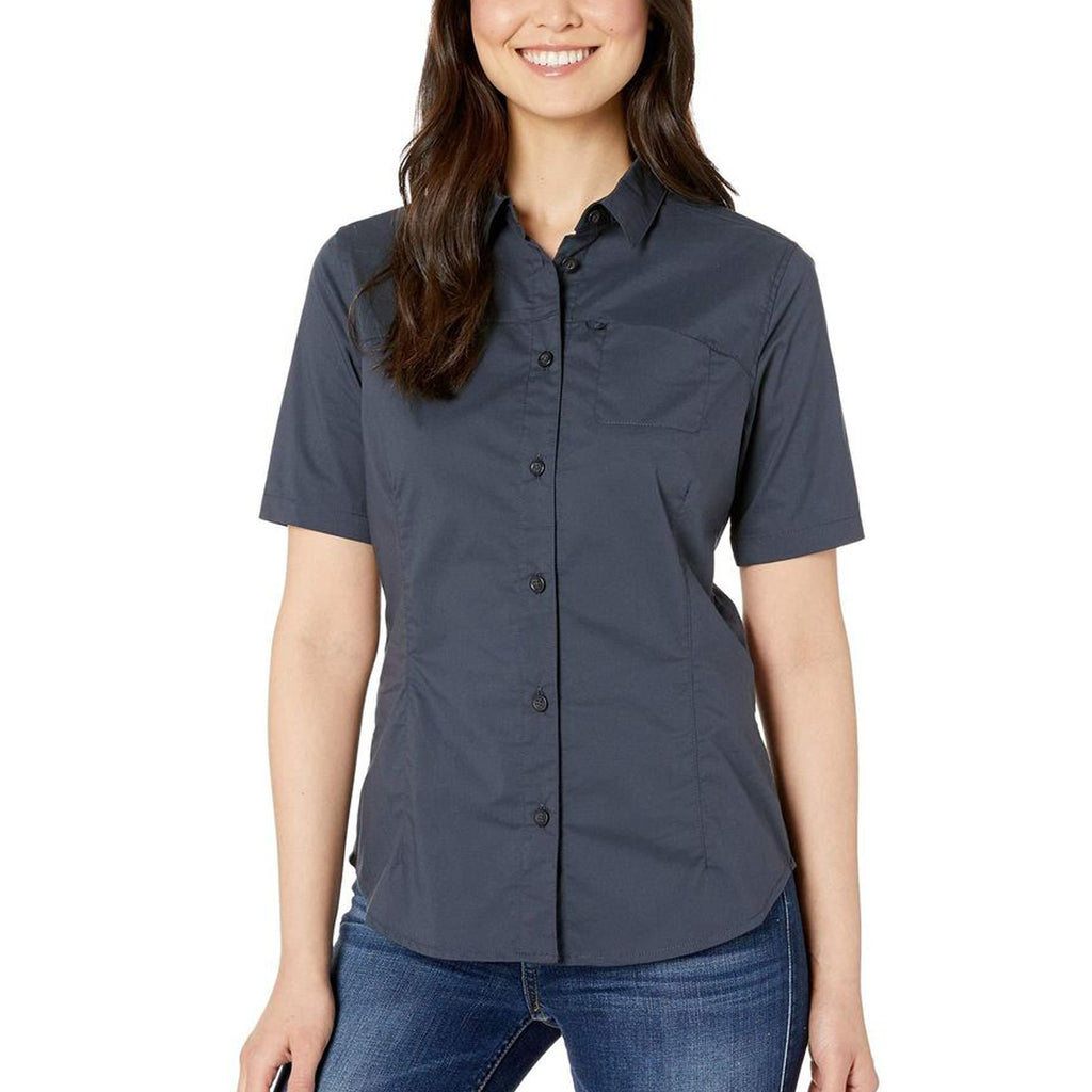 High Coast Stretch Shirt SS W