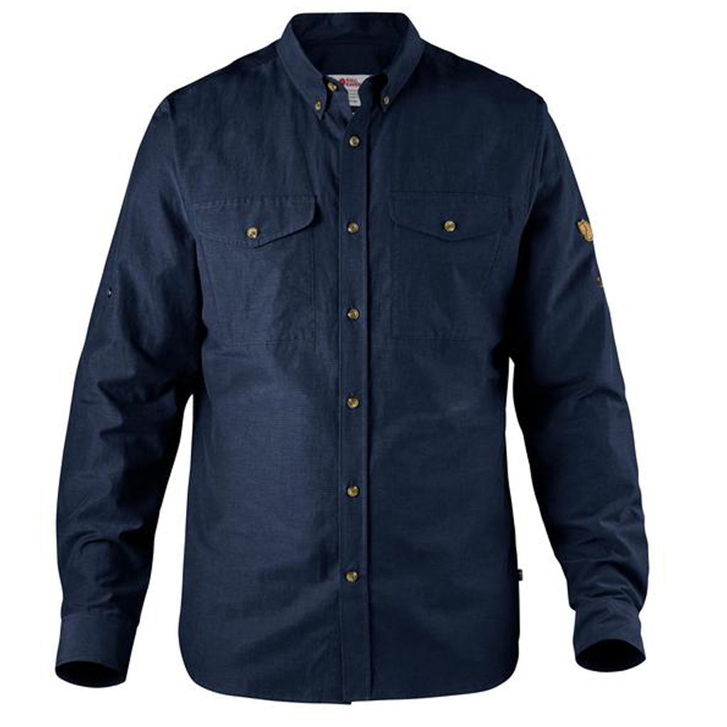 Övik Lite Shirt M - Dark Navy