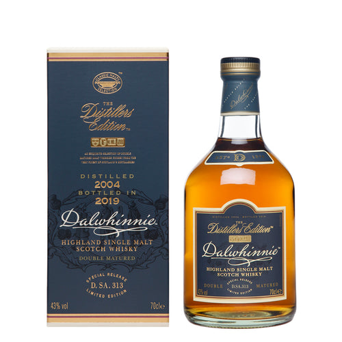 Dalwhinnie 2019 Distillers Edition Single Malt Scotch Whisky, 70cl
