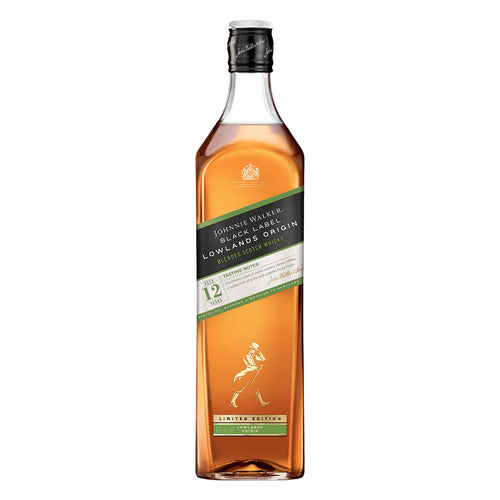 Johnnie Walker Black Label Lowlands Origin