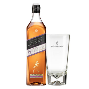 Johnnie Walker Black Label Speyside Origin (Plus Free Highball Glass)