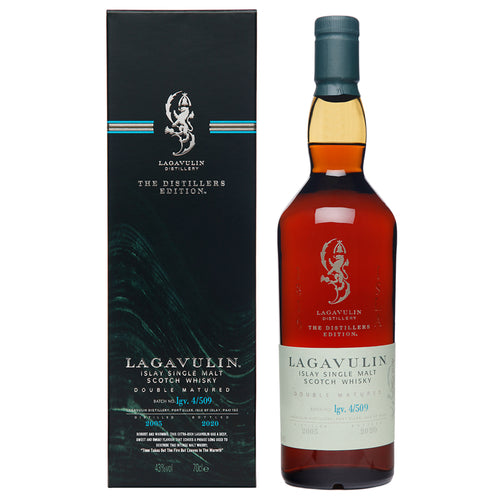 Lagavulin 2020 Distillers Edition Single Malt Scotch Whisky, 70cl