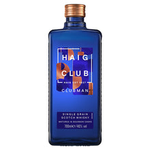 Load image into Gallery viewer, Haig Club Clubman Single Grain Scotch Whisky, 70cl (Plus A Free Haig Club Crafted Cola Signature Serve)
