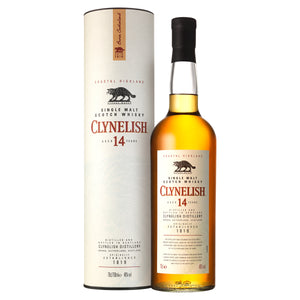 Clynelish 14 Year Old Single Malt Scotch Whisky, 70cl