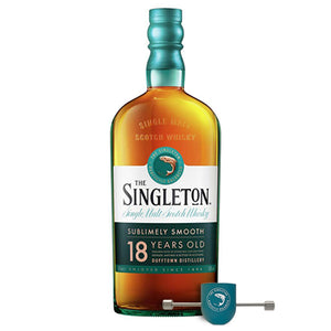 The Singleton Of Dufftown 18 Year Old (Plus Free ROLL'N'POUR JIGGER)